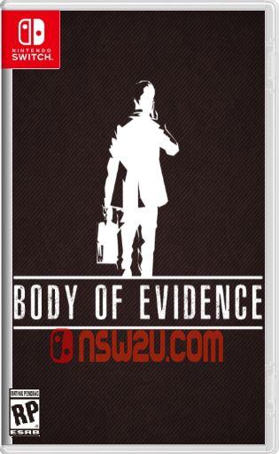 Body of Evidence Switch NSP XCI NSZ