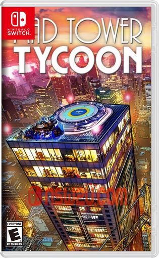 Mad Tower Tycoon Switch NSP XCI