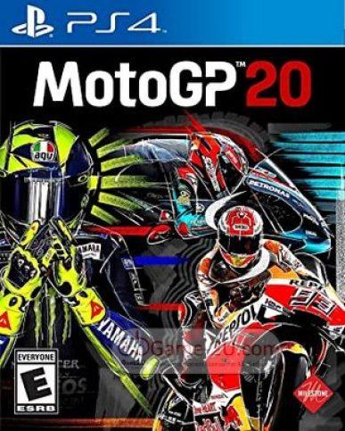 MotoGP 20 PS4 PKG (Game-2u.com)