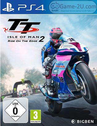 TT Isle of Man Ride on the Edge 2 PS4 PKG