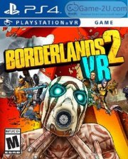 Borderlands 2 VR PS4 PKG