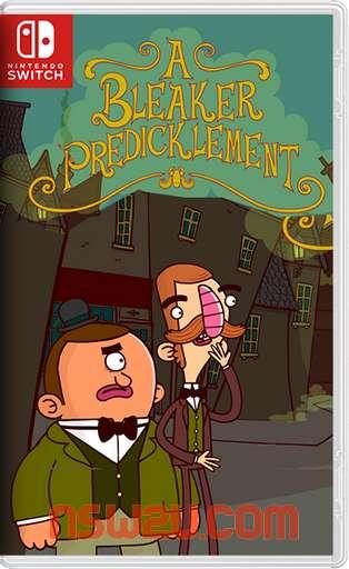 Adventures of Bertram Fiddle Episode 2 A Bleaker Predicklement Switch NSP XCI NSZ