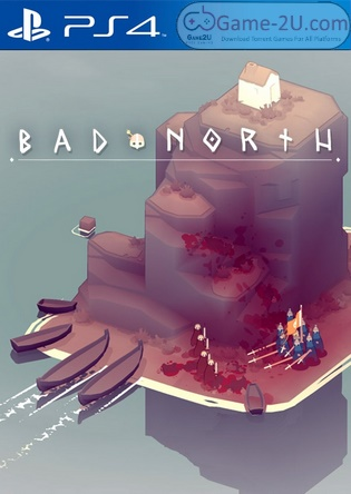 Bad North PS4 PKG