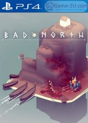 Bad North PS4 PKG
