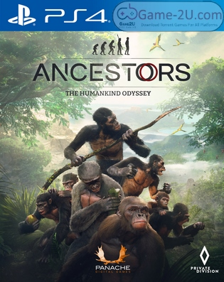 Ancestors The Humankind Odyssey PS4 PKG