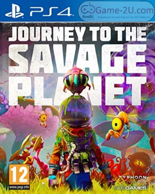 Journey to the Savage Planet PS4 PKG