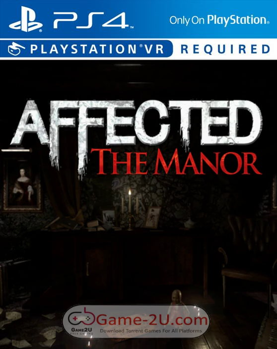 AFFECTED The Manor PS4 PKG