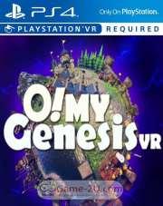 O! My Genesis VR PS4 PKG