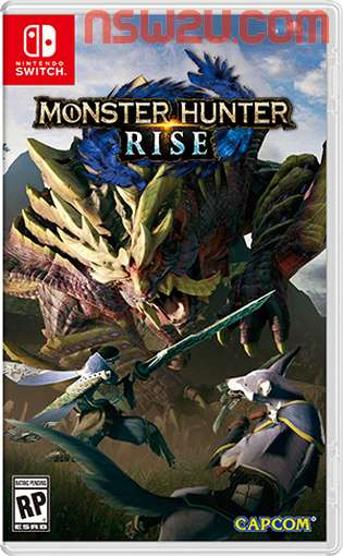 MONSTER HUNTER RISE Switch NSP XCI