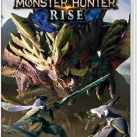 MONSTER HUNTER RISE Switch NSP XCI NSZ (US,EU,JP,AS)