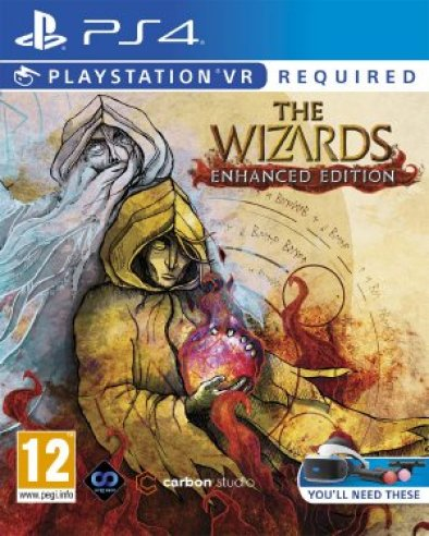 The Wizards - Enhanced Edition PS4 PKG