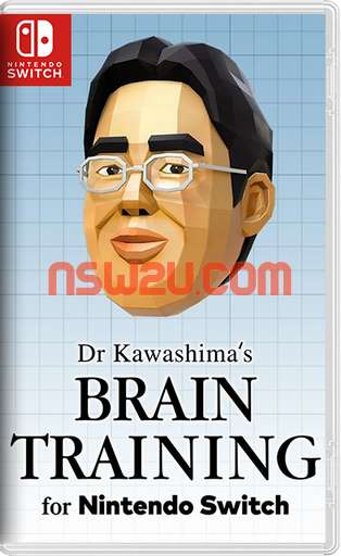 Dr. Kawashimas Brain Training for Nintendo Switch NSP NSZ XCI