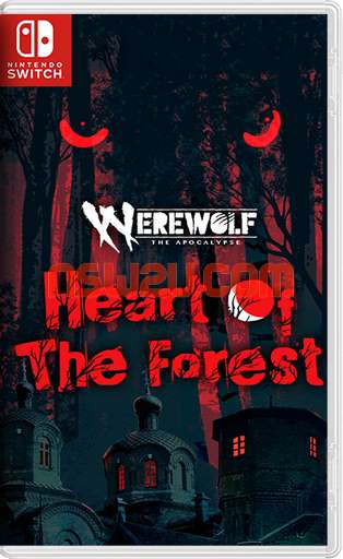 Werewolf The Apocalypse — Heart of the Forest Switch NSP XCI NSZ