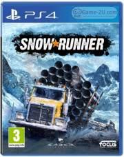 SnowRunner PS4 PKG