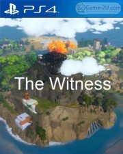 The Witness PS4 PKG
