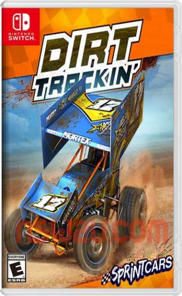 Dirt Trackin Sprint Cars Switch NSP XCI NSZ