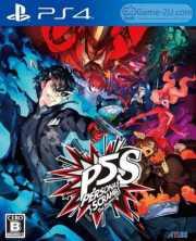 Persona 5 Scramble The Phantom Strikers PS4 PKG