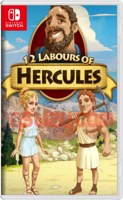 12 Labours of Hercules 1 Switch NSP XCI