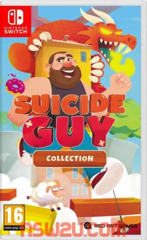 Suicide Guy Collection Switch NSP XCI