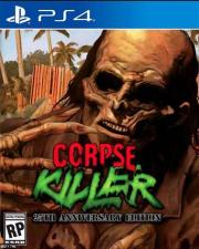 Corpse Killer – 25th Anniversary Edition PS4 PKG