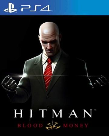 Hitman Blood Money HD PS4 PKG