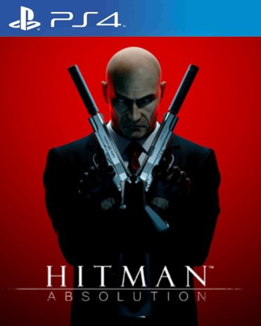 Hitman Absolution HD PS4 PKG