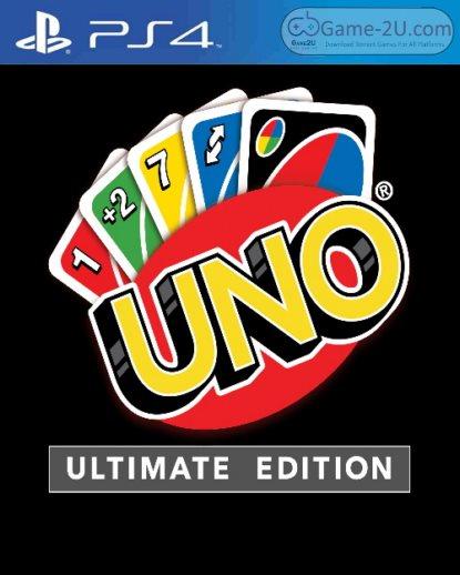 UNO Ultimate Edition PS4 PKG