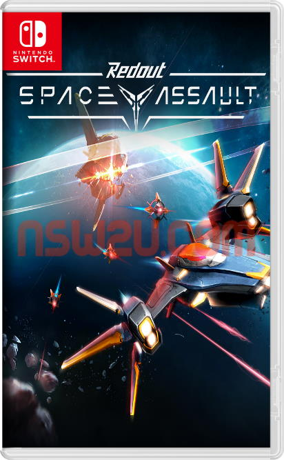 Redout Space Assault Switch NSP XCI NSZ