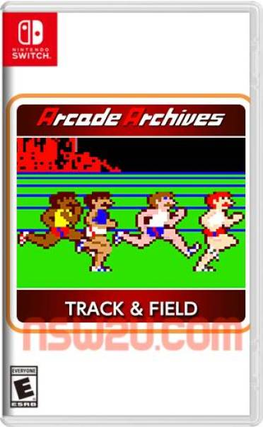 Arcade Archives TRACK and FIELD Switch NSP XCI NSZ
