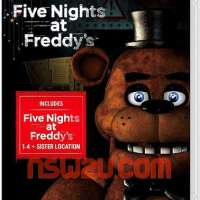 Five Nights at Freddy's: The Core Collection Switch XCI NSP