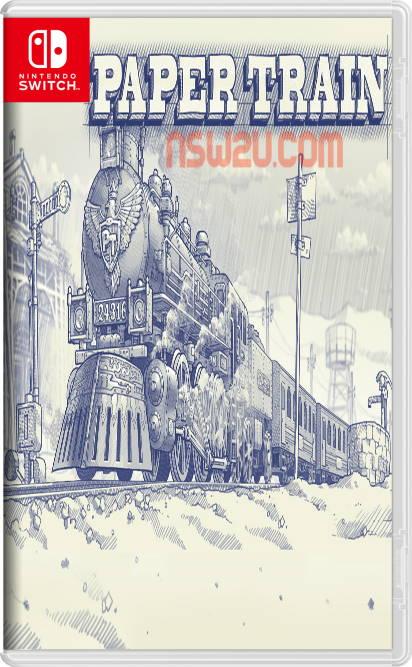 Paper Train Switch NSP XCI NSZ