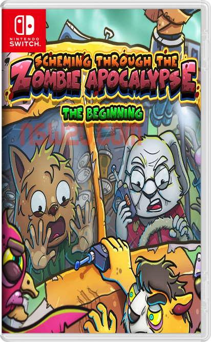 Scheming Through The Zombie Apocalypse The Beginning Switch NSP XCI NSZ