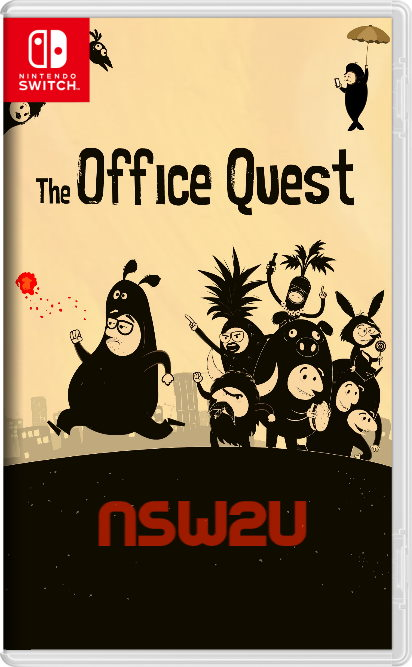The Office Quest Switch NSP XCI NSZ