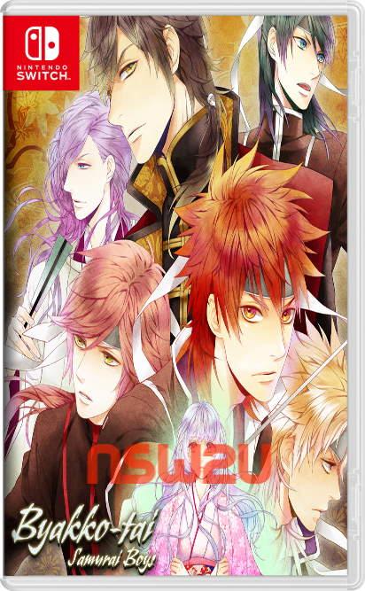 Byakko-tai Samurai Boys Switch NSP XCI NSZ