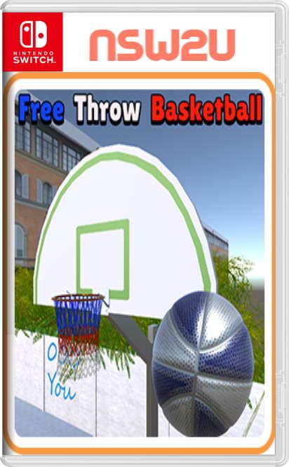 Free Throw Basketball Switch NSP XCI NSZ