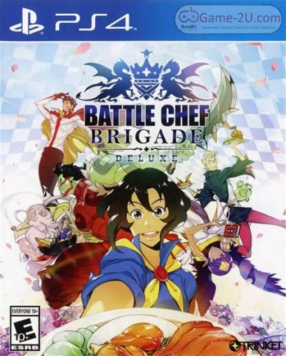 Battle Chef Brigade Deluxe PS4 PKG torrent