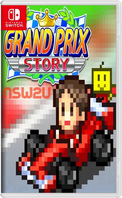 Grand Prix Story Switch NSP XCI NSZ