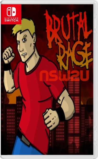 BRUTAL RAGE Switch NSP XCI NSZ