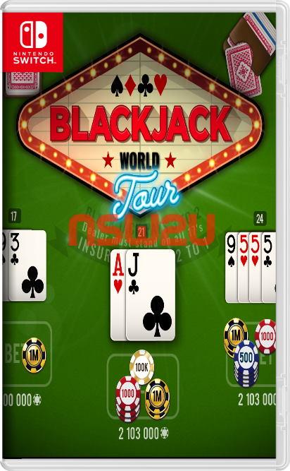 Black Jack World Tour Switch NSP XCI NSZ