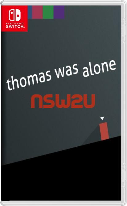 Thomas Was Alone Switch NSP XCI NSZ