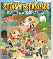 STORY OF SEASONS: Pioneers of Olive Town Switch NSP XCI NSZ (USA,JAP,ASIA)