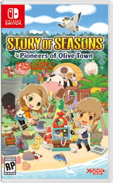STORY OF SEASONS Pioneers of Olive Town Switch NSP XCI NSZ Download torrent