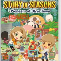 STORY OF SEASONS: Pioneers of Olive Town Switch NSP XCI