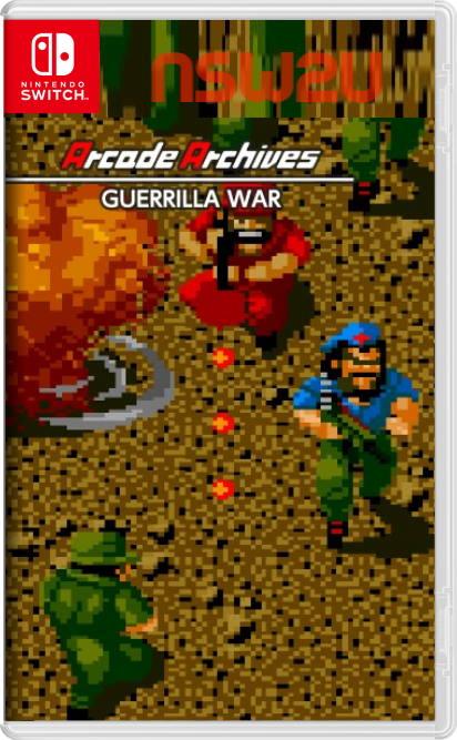 Arcade Archives GUERRILLA WAR Switch NSP XCI NSZ