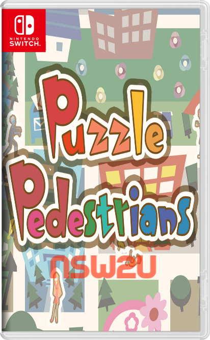 Pixel Game Maker Series Puzzle Pedestrians Switch NSP XCI NSZ