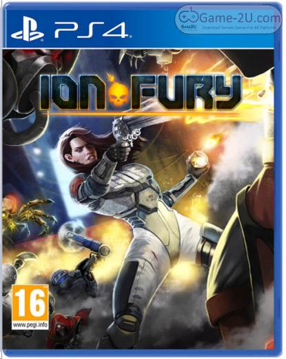 Ion Fury PS4 PKG Download