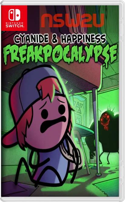 Cyanide and Happiness - Freakpocalypse Switch NSP XCI