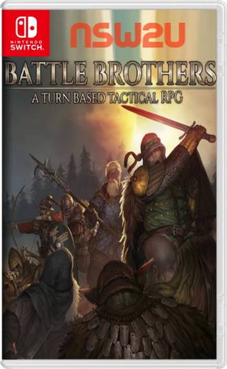 Battle Brothers – A Turn Based Tactical RPG Switch NSP XCI NSZ