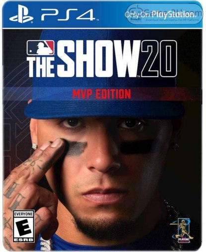 MLB The Show 20 PS4 PKG