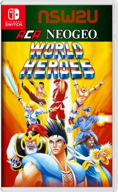 ACA NEOGEO WORLD HEROES Switch NSP XCI NSZ